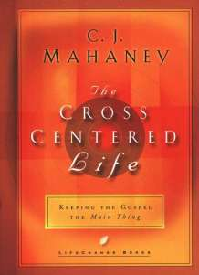 Cover Cross Centered Life