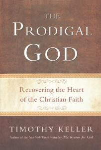 Cover Prodigal God