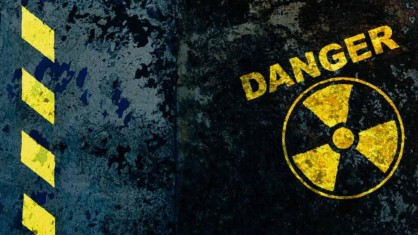 Danger Sign (Black)