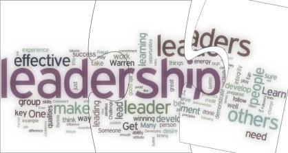 Leadership Word Puzzle