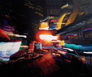 Blurry Nightlife (Pacula)