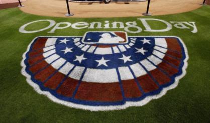 MLB 2014 Opening Day
