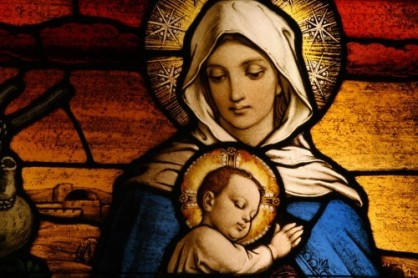 Christmas Mary