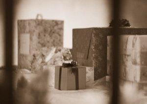 Gifts (B&W)