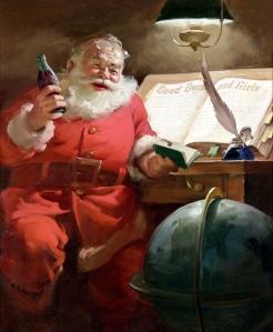 Santa (Rockwell)
