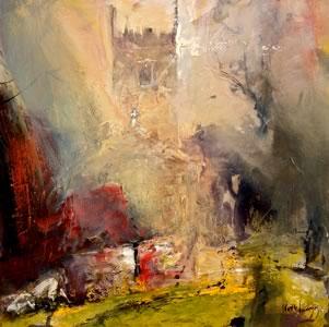Germoe Cathedral Impressionism (Slimm)