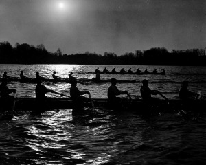 Naval Academy Rowing Team