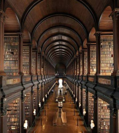 Trinity College Library (Ireland)